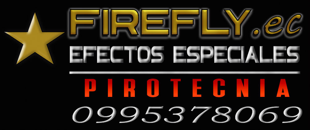 firefly logo y pirotecnia mayo 2016