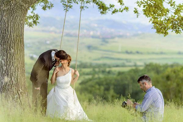 Sugerencias para videos matrimoniales exitosas